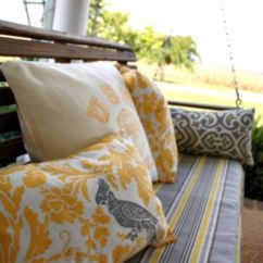 Sewing Patterns For Chair Cushions Covers Hire Nz 33 Creative Projects Your Patio