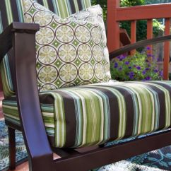 Sewing Patterns For Patio Chair Cushions Irest Massage 33 Creative Projects Your The Easy Outdoor Cushion Covers Step By Instructions And