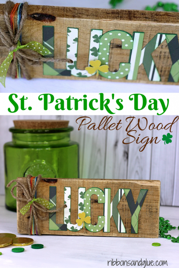34 Easy DIY St Patricks Day Ideas
