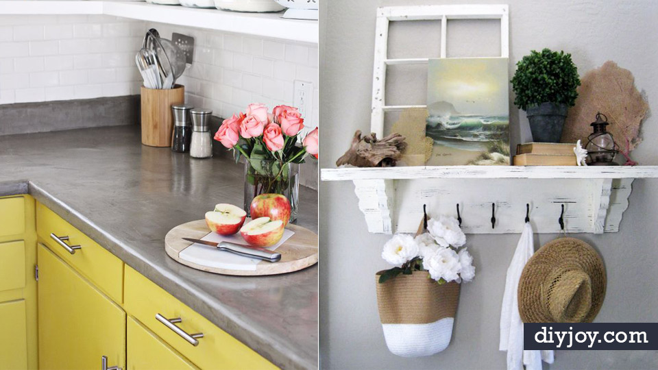 40 Home Improvement Ideas For Those On A Serious Budge