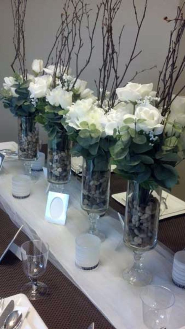 33 Best DIY Wedding Centerpieces You Can Make On A Budget