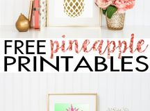 75 Best Free Printables for Your Walls