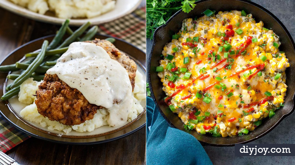 50 Best Country Cooking Style Recipes