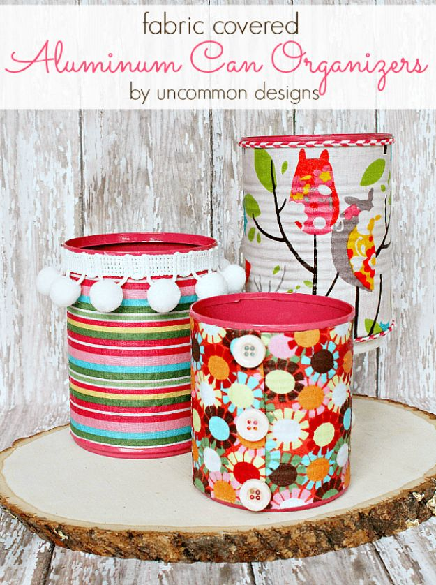 31 Genius DIY Ideas Made From Tin Cans
