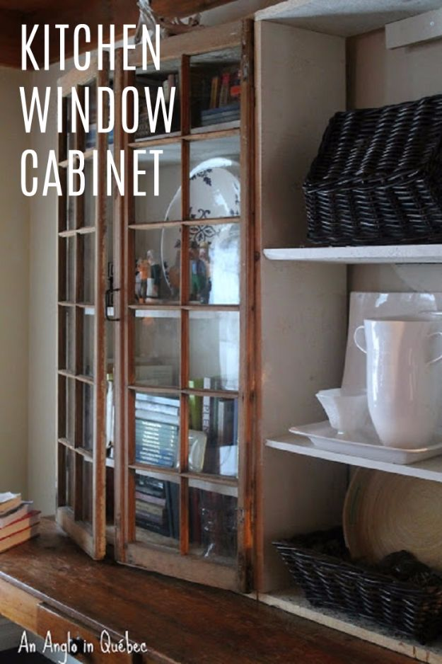 kitchen towel rack natural stone backsplash 37 creative ways to make things from old windows