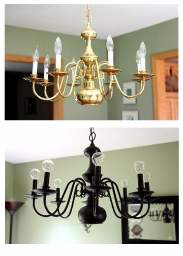 33 Cool DIY Chandelier Makeovers To Transform Any Room
