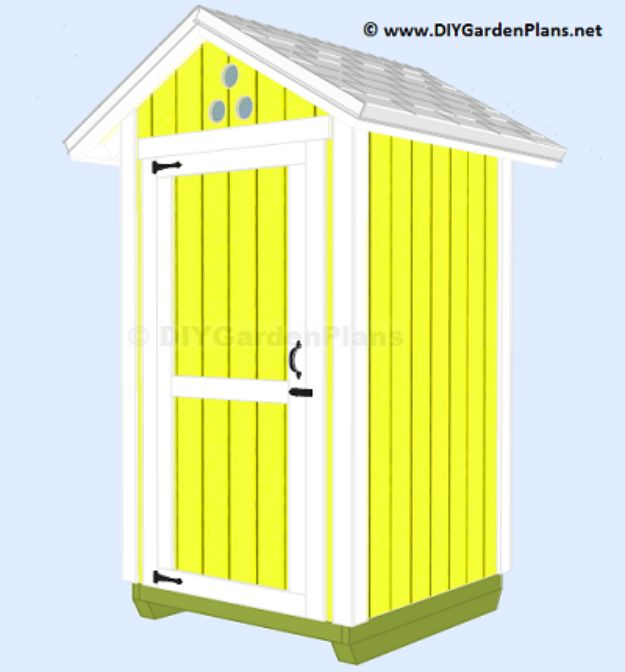 Cheap Outdoor Storage Sheds