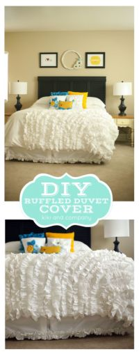 These 33 DIY Duvet Covers Beat Anything You Can Buy