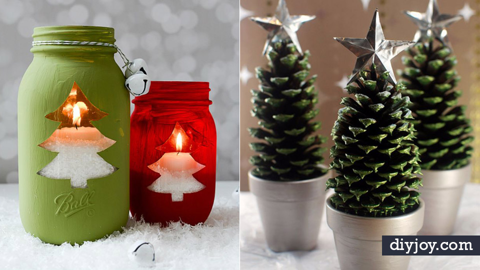 Diy Christmas Centerpieces On A Budget