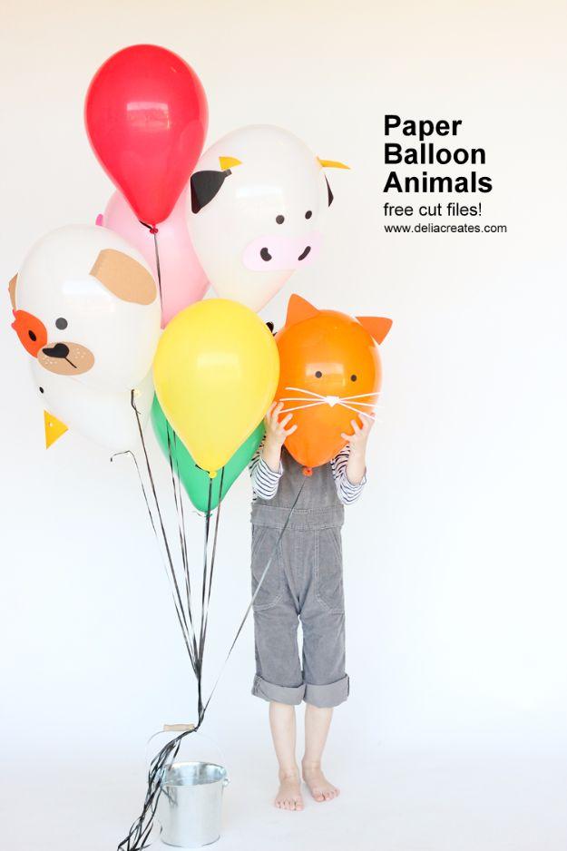 32 Cool Balloon Party Decor Ideas