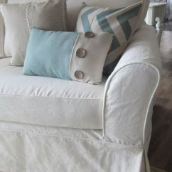 Wingback Chair Covers Ikea Rent Chairs For Event These 34 Diy Slipcovers Will Take Your Decor From Ok To Awesome