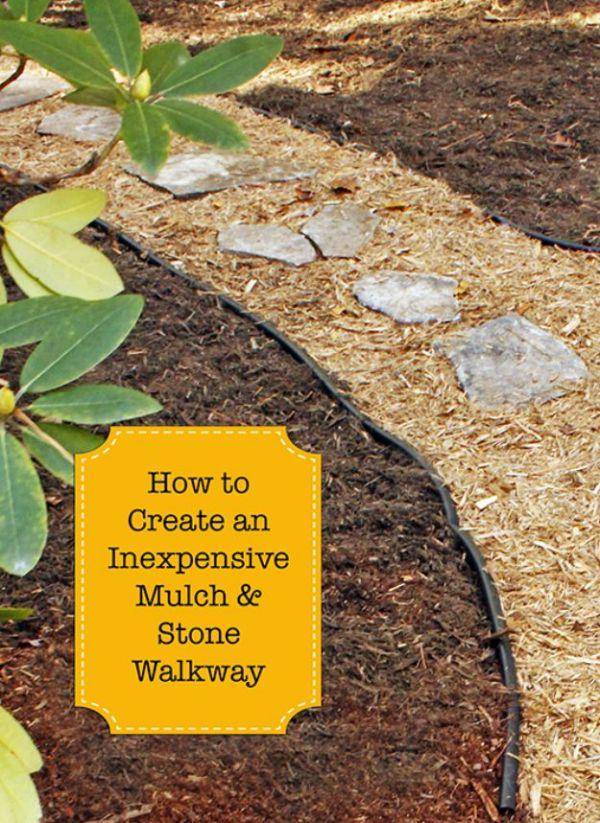 diy walkways outdoor