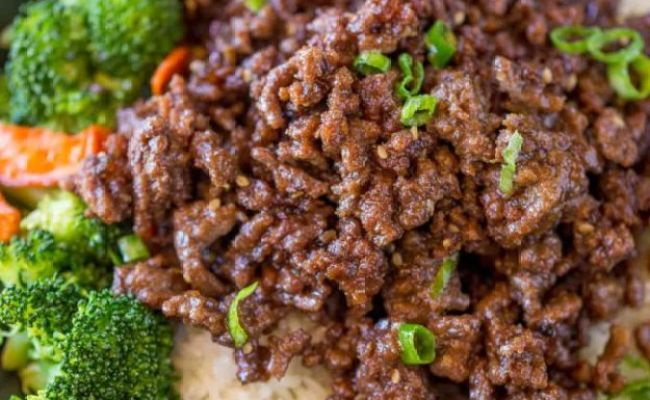 50 Best Ground Beef Recipes Easy Meat Recipe Ideas For