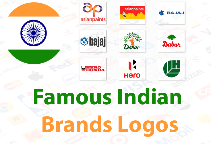 75+ Top Famous Indian Brands Logos Collection 2018