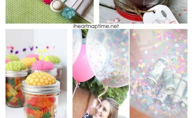 Diy Crafts Ideas 25 Fabulous Homemade Gift Ideas Easy