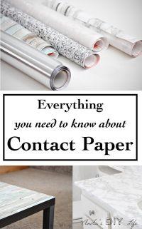 Contact Paper Wall Decor - Wall Decor Ideas