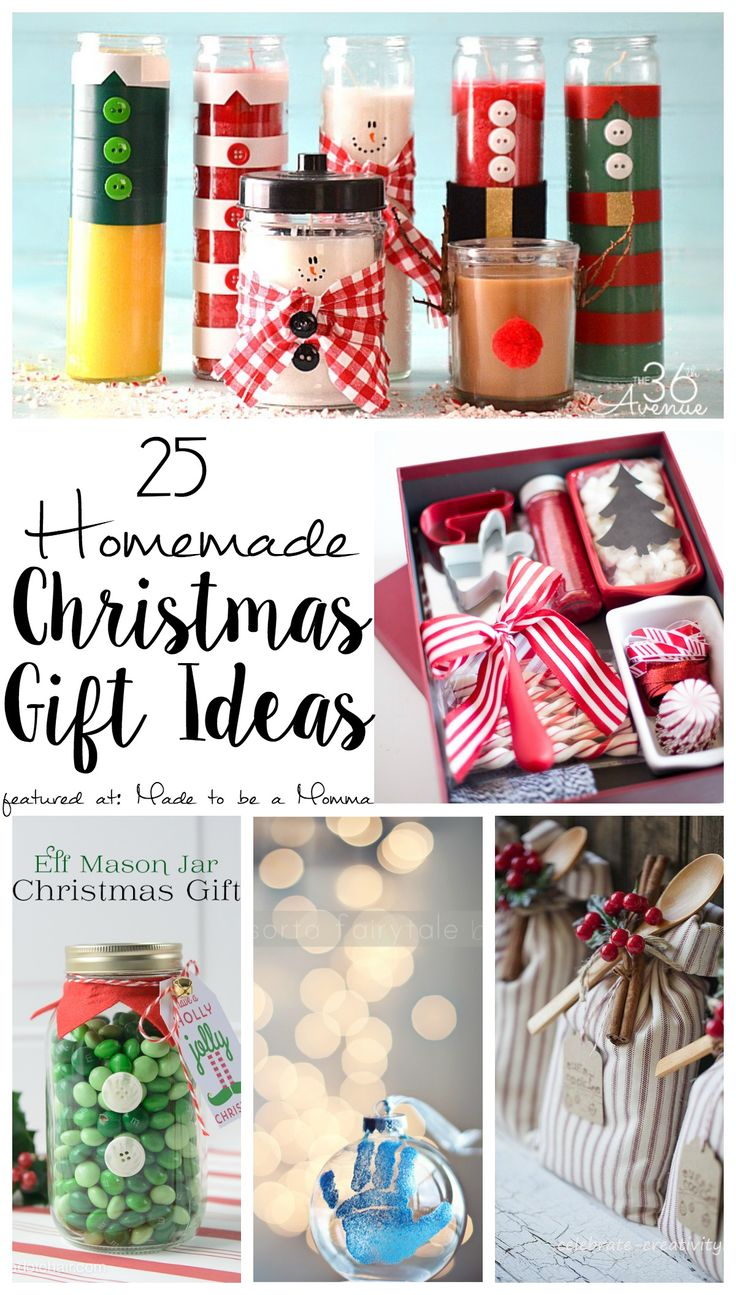 Crafts For Christmas Presents