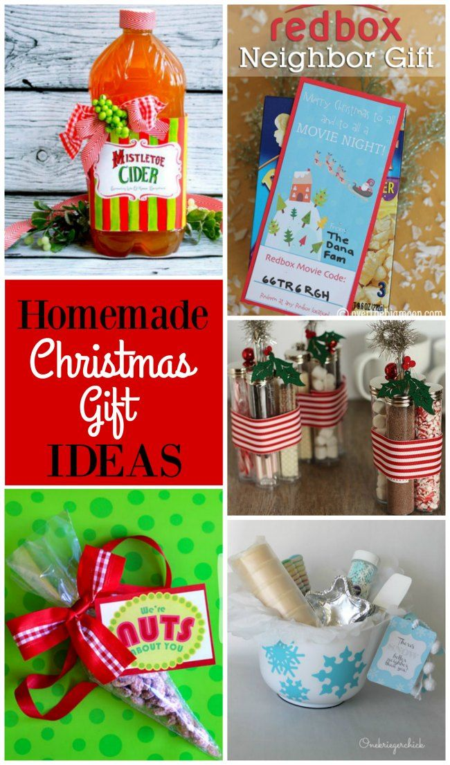 Cheap christmas gift ideas for family and friends
