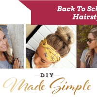 Back to School Hairstyles and Discounts