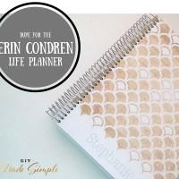 Erin Condren Life Planner Dupe?
