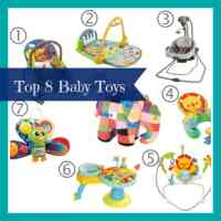 Top Baby Toys for 0-6 Months - DIY Mama