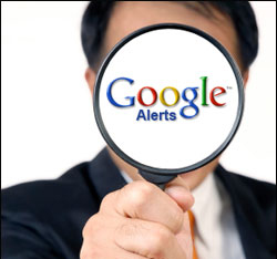 Google alert picture