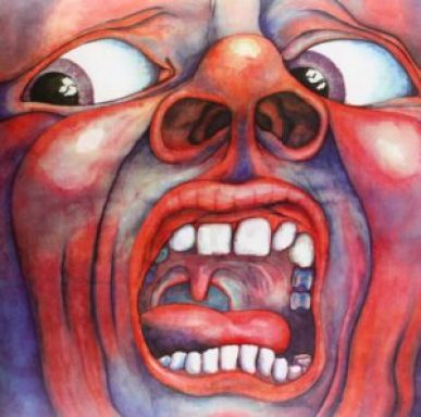 Cover art for In the Court of the Crimson King
