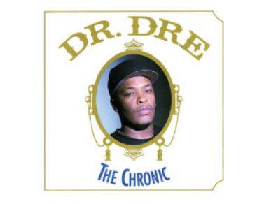 Cover art for The Chronic