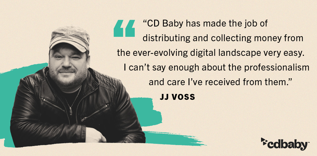 Music royalties: JJ Voss