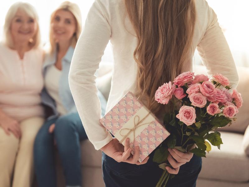10 nápadov na darček pre babku