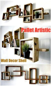 25 DIY Pallet Ideas That Are Easy To Make DIY & Crafts