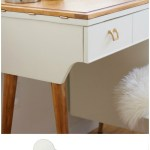 25 Diy Vanity Table Ideas That You Make Easily Diy Crafts