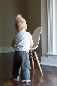Kid's Eames Style Chair - Erin Spain