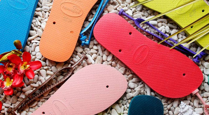 Make Your Own Havaianas Davao 2015
