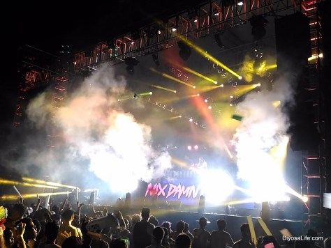 Nix Damn P at Sinulog Invasion 2016
