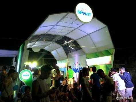 Smart Dome at Sinulog Invasion 2016