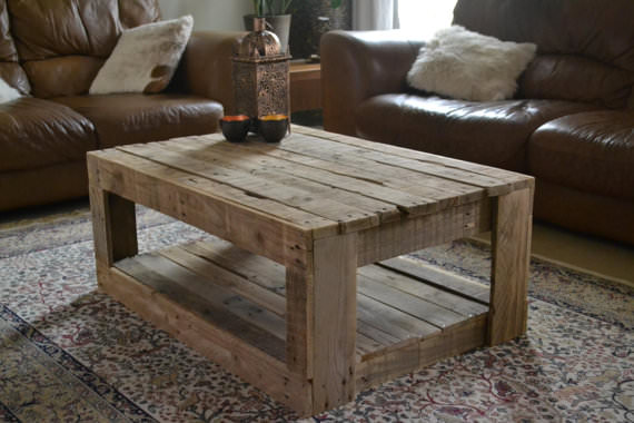 ikea sofa with wheels wooden frame futon bed rustic table made palletsdiy pallet furniture | diy ...