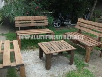 Pallet Patio Furniture For Sale