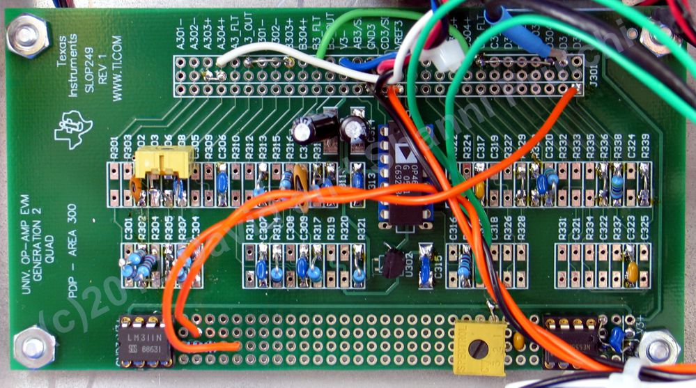 Prototyping PCB For D.i.y. Photomultiplier (PMT) Amplifier
