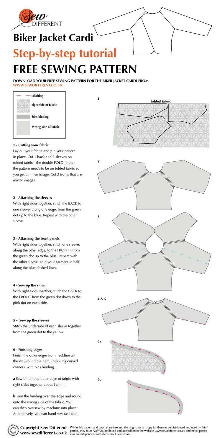 Diy clothing tutorials step by step tutorial for the free diy clothing tutorials jeuxipadfo Image collections