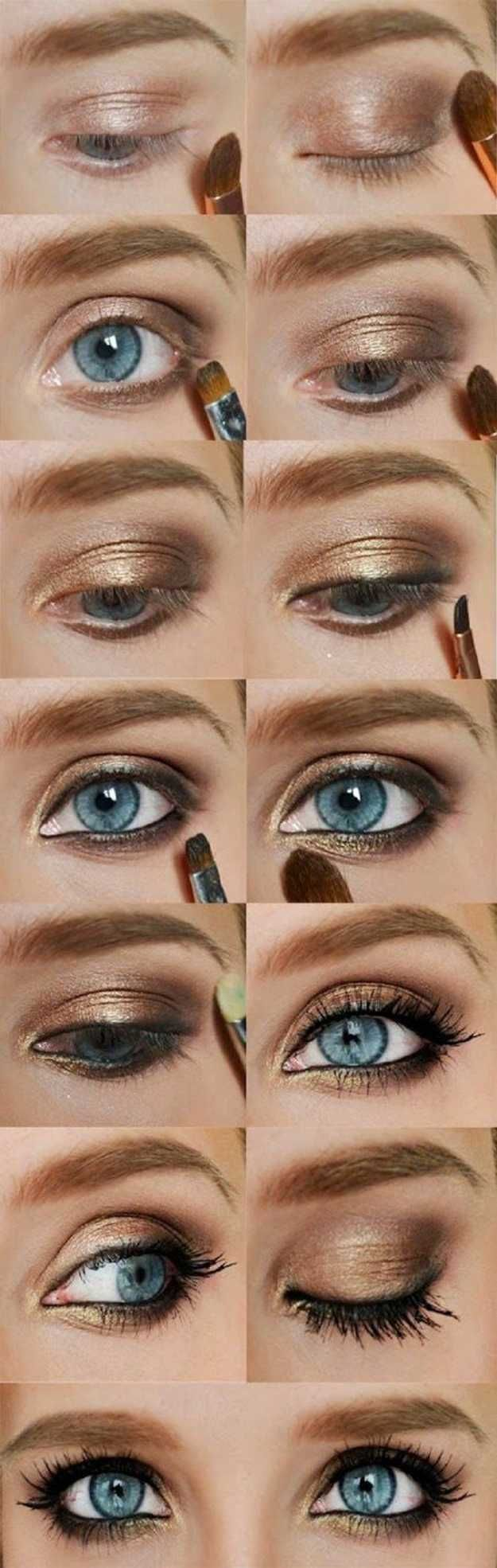 makeup ideas for blue eyes and blonde hair | kakaozzank.co