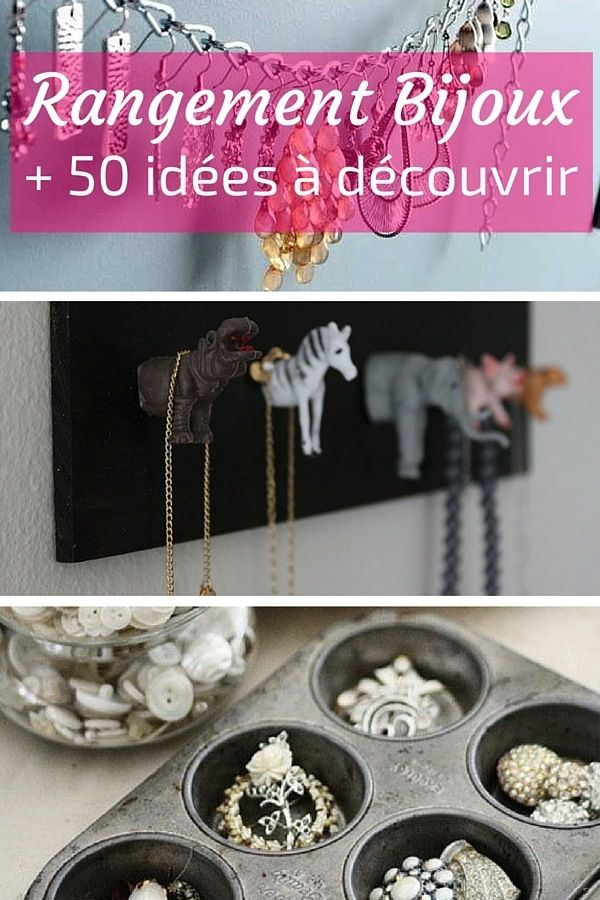Trends Diy Decor Ideas Rangement Bijoux 50 Astuces Idees Pour Ranger Vos Bijoux Www Homelisty C Diypick Com Your Daily Source Of Diy Ideas Craft Projects And Life Hacks