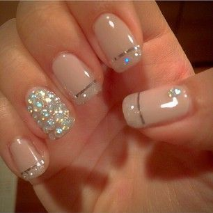 Diy ideas nails art awesome 45 cute nail art ideas for short diy tips nails art prinsesfo Choice Image