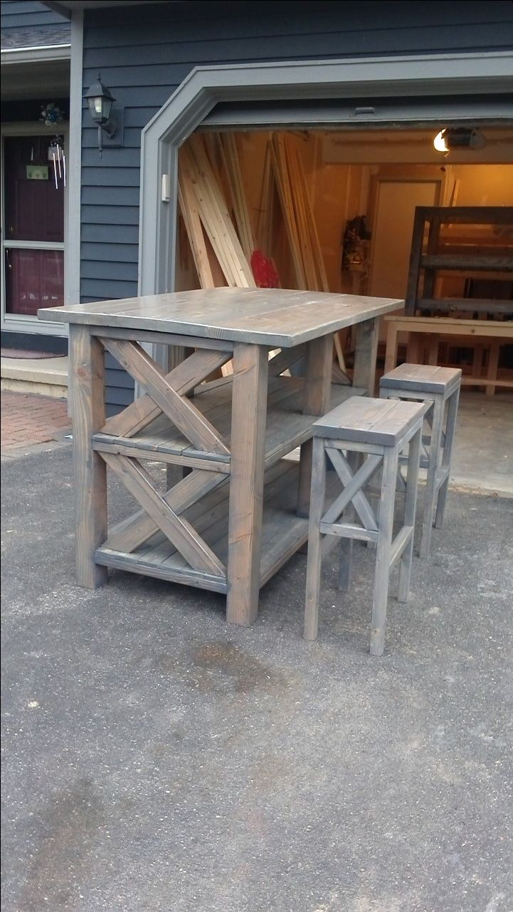 Diy Furniture Do It Yourself Kitchen Island Easy Street Breakfast Bar Do It Yourself Home