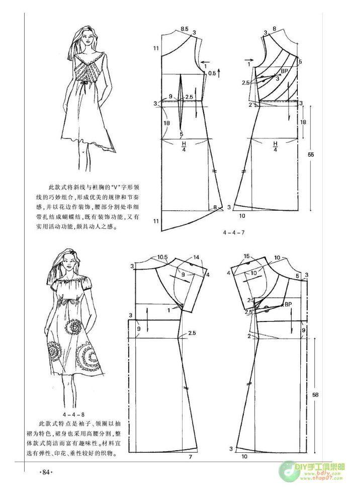 DIY Women's Clothing : Adaptación de manual práctico