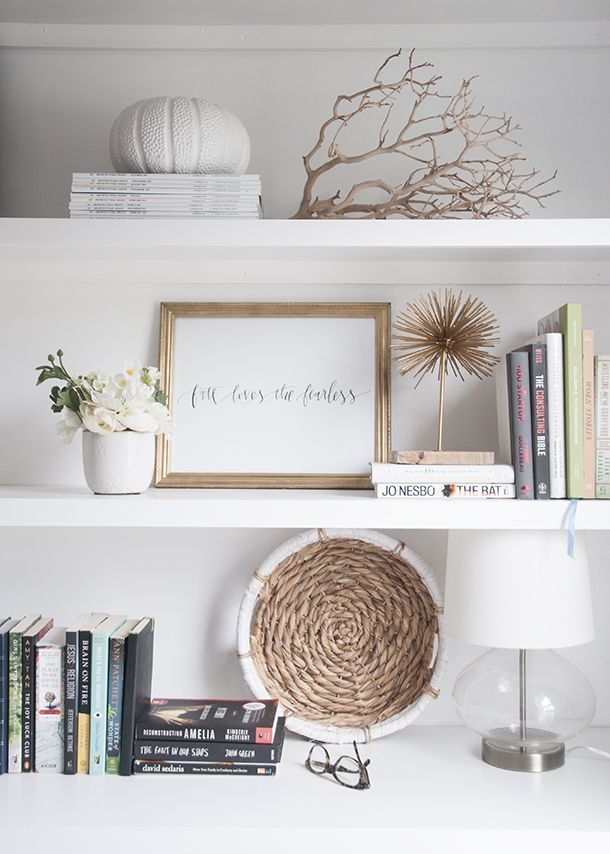 3 Bookshelf Styling Problems And How To Solve Them Igigi