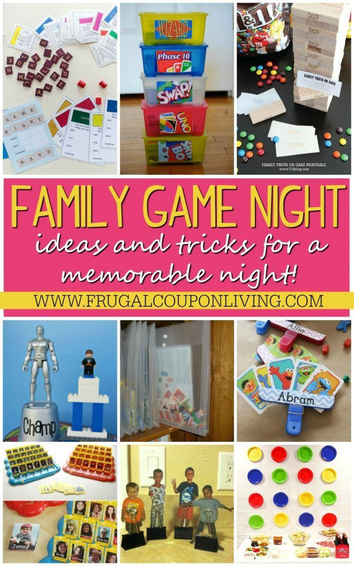 Best Diy Crafts Ideas For Your Home Memorable Family Game Night Ideas These Family Game Night Hacks Might Make You Diypick Com Your Daily Source Of Diy Ideas Craft
