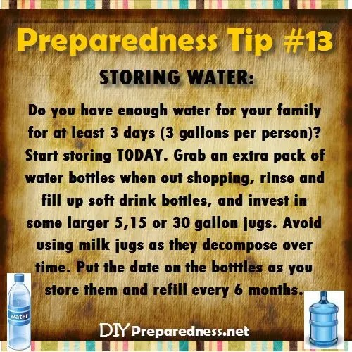 DIY_Preparedess_Tip_13_Storing_Water