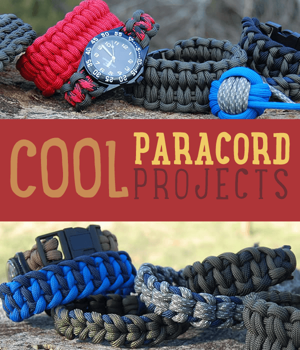 Paracord Ideas DIY Projects Craft Ideas  How Tos for