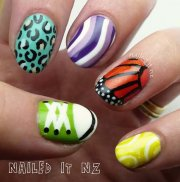 easy nail art design diy projects